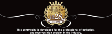 GSTHETICS PROFESSIONAL SELECTION logo